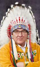 Fisher River Chief David Crate